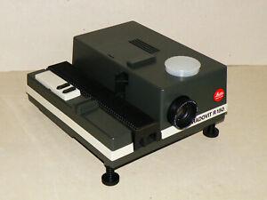 DIAPROJEKTOR-LEITZ-PRADOVIT-R150-mit-Colorplan-2-5-90mm-Leica-R-150-made-Germany