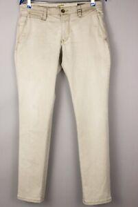 Camel Active Hommes Droit Slim Jeans Extensible Taille W33 L34 BBZ185