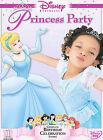 Disney Princess Party - Vol. 1 (DVD, 2004)