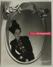 PB Fashion Textile Art Book ELSA SCHIAPARELLI Musee DE LA MODE 2004 Dilys Blum