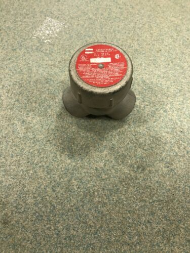 Crouse Hinds LBY25 Conduit Elbow For Use In Hazardous Locations
