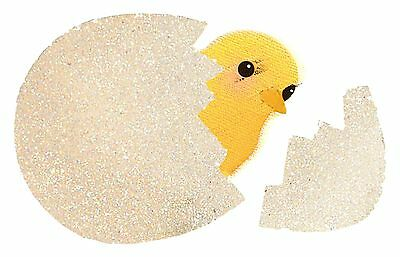 Sizzix Bigz Chick & Egg die #A10897 Retail $19.99 Cuts Fabric, Applique!