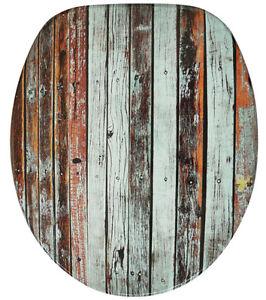 wc sitz toilettendeckel klodeckel klobrille deckel brille toilettensitz antik ebay. Black Bedroom Furniture Sets. Home Design Ideas