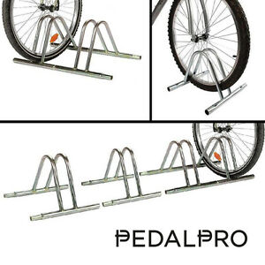 PEDALPRO-BIKE-FLOOR-MOUNTED-STORAGE-RACK-STAND-FOR-CYCLE-BICYCLE-GARAGE-OUTDOOR