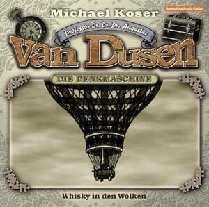 PROFESSOR-VAN-DUSEN-WHISKY-IN-DEN-WOLKEN-NEWAUFLAGE-FOLGE-7-CD-NEW