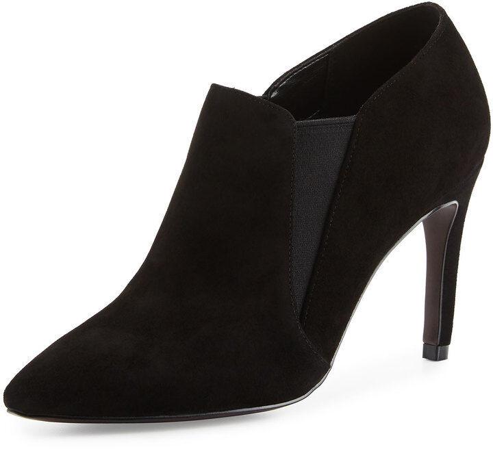 Nya Cole Haan Allaire Ankle Booslips läder kvinnor skor