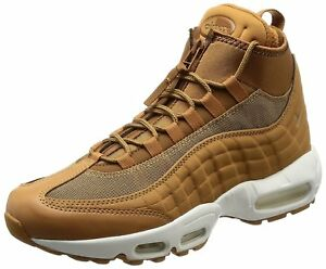 9c51b6430b Nike Air Max 95 Sneakerboot Flax/Flax-Ale Brown-Sail (806809 201) | eBay
