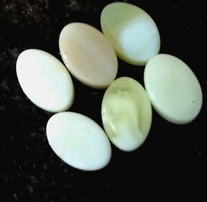 6.5-7 mm 26 Stones 1 Lot Natural Butterscotch Amber Square Cabochon Size