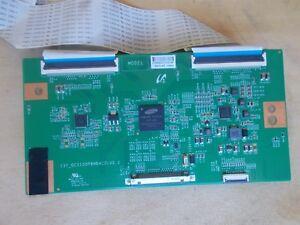 SCHEDA-T-CON-UNITED-U28005C3I01NP-TV-LED40X11-FUNZIONA