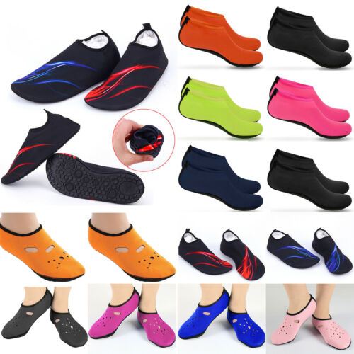 Unisex Water Skin Shoes Swimming Diving Surfing Aqua Sock Sport Wetsuit Exercise