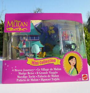 Mini Polly Pocket Nouvelle Collection Moc Disney Mulan Bluebird