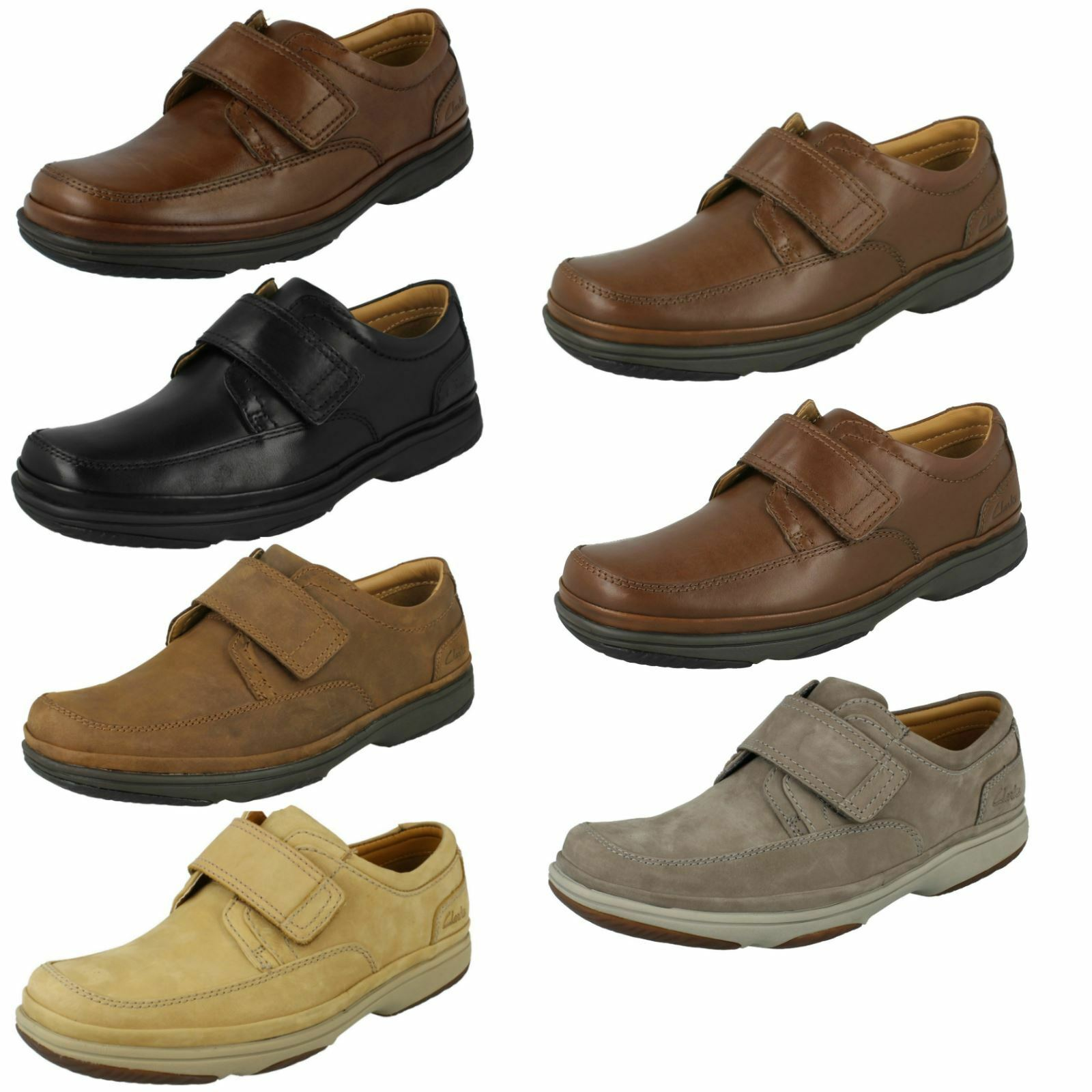 Mens Clarks Wide Casual shoes  Swift Turn