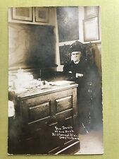 Civil War General Davis Doylestown, Pennsylvania RPPC PA Bucks County post card