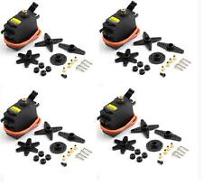 4pcs MG995 Servo Metal Gear High Speed Torque of Airplane Helicopter Boat Car