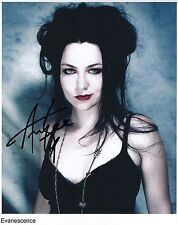 Amy Lee Evanescence SIGNED Photo 1st Generation PRINT Ltd 150 + Certificate (2)