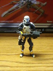 Star Wars Republic Commando Scorch Hasbro 2005 3.75 Action Figure