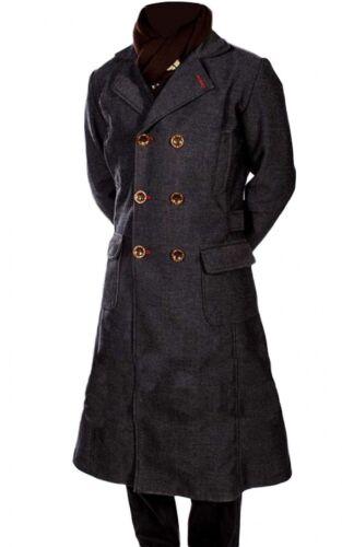 lungo Cappotto Cape Xxs 4xl Holmes Sherlock Cumberbatch lana classico in Benedict di wqfBxaX6O