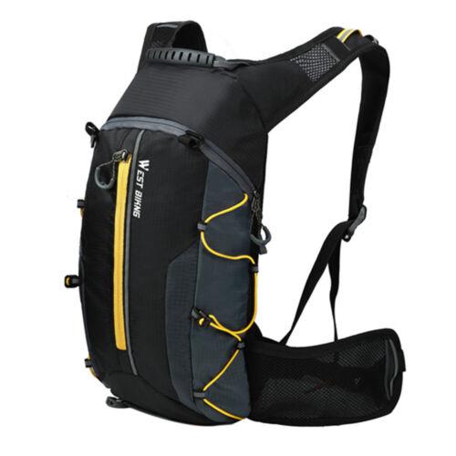 WEST BIKING 10L Hydration Pack Water Rucksack//Backpack Cycling Bladder Bag K7A0