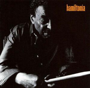 Chico Hamilton Hamiltonia CD w/ Jewel Case