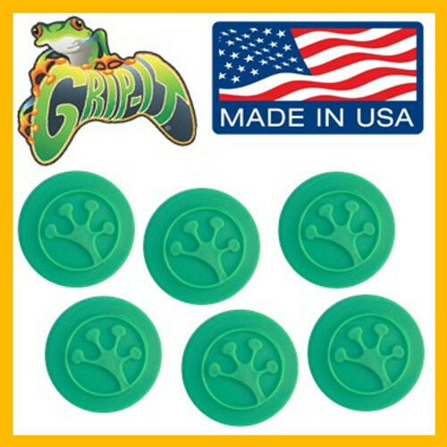 GRIPIT BEST Thumb Stick Cover Grips PS4 PS3 Xbox One 360 Controller 6xGreen