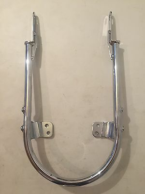 Triumph Bonneville? T100? Rear Crash Guard Grab Bar Support NOS!