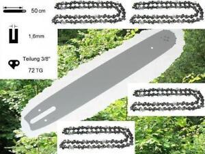 40cm Schwert Schiene 4 Ketten passend f Stihl MS280 280