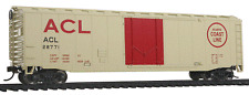 WalthersTrainline # 1400 Atlantic Coast Line Boxcar - Ready To Run  HO MIB