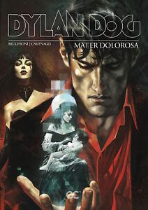 Dylan-Dog-Mater-Dolorosa-English-edition-GN-Recchioni-Cavenago