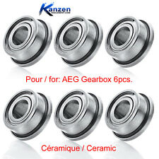 KANZEN AIRSOFT AEG 8 mm CA M249 CERAMIQUE - ROULEMENT A BILLES BEARING CERAMIC