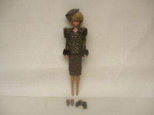 X-65137-Vintage-Barbie-Puppe-60er-Jahre-ohne-Originalverpackung