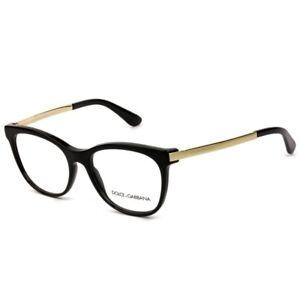 c11a86e15f4ff Brand New Dolce Gabbana DG 3234 501 Authentic Frame Rx Eyeglasses ...