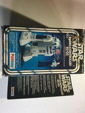 Star Wars Artoo Detoo R2-d2 Large Radio Controlled  Mib Moc Toy Figure Palitoy