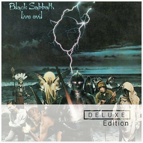 Black Sabbath - Live Evil   Deluxe Edition NEW 2 x CD