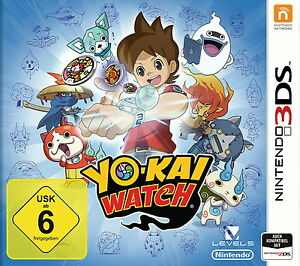 Yo-Kai-Watch-Anime-Rollenspiel-RPG-Nintendo-3DS-2DS-NEU