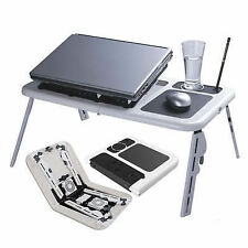 ETable Portable LAPTOP TABLE Laptop Stand E Table With USB Fan NOTE BOOK table