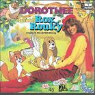 "45 TOURS / 7"" SINGLE--WALT DISNEY--DOROTHEE--DOROTHEE CHANTE ROX ET ROUKY"