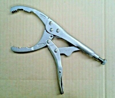 Rytool Wide Flat Jaw Locking Plier Pliers For Tack Weld Set Up Sheet Metal Panel
