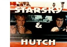 Starsky & Hutch Colour Photo   David Soul    Paul Michael Glaser         #4