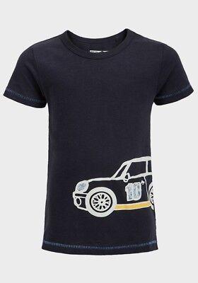 Ex Store Baby Boy Car Transport Sleepsuits Babygrow x 1 Age  1 3 6 9 12 18 Mths