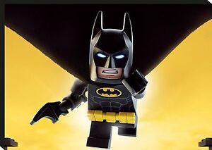 The-Lego-Batman-Movie-Giant-CANVAS-ART-PRINT-A0-A1-A2-A3-A4-Sizes