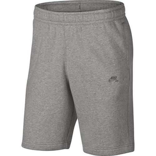 NWT Nike Men/'s SB Icon Fleece Shorts Size XL AJ4151