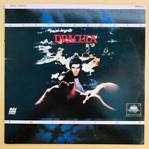 Laserdisc-B-Dracula-Frank-Langella-Laurence-Olivier-Donald-Pleasence-LTRBX