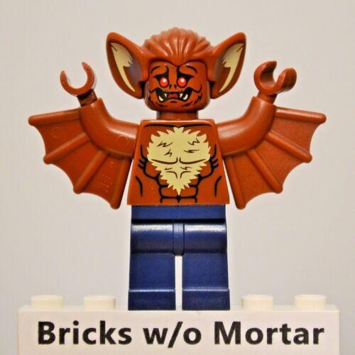 New Genuine LEGO Man-Bat Minifig DC Super Heroes 76011