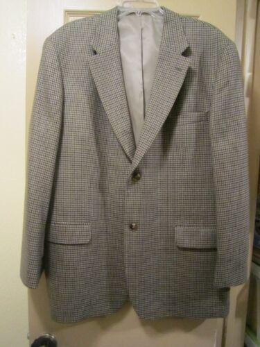 antracite uomo da lana Xl in Elba nero marrone Tasso marrone Giacca sportiva grigio Nuovo 100 7wYAqA