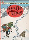 Tintin au Tibet. Album broché en néerlandais. 1986. TBE