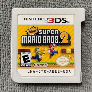 New Super Mario Bros  2 for Nintendo 3DS, 2DS Original USA