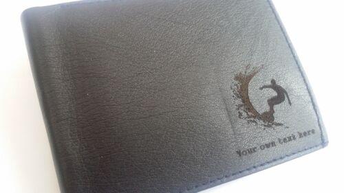 Ripcurl Billabong Merchandise regalo surf Portafoglio Pelle Personalizzata Surf