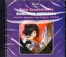 "ROBERTO LEDESMA - "" PARA ENAMORADOS"" - ORQUESTA PEPE DELGADO - CD"