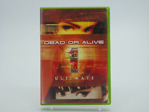 Dead Or Alive Ultimate 1 XBOX Game Complete Tested Free Shipping