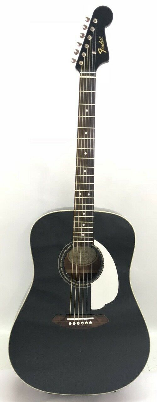 Fender Sonoran S BLK JAPAN beautiful rare EMS F F F S f0ddfd